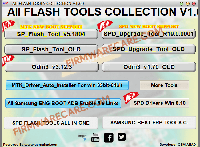 All Flash Tools Collection v1.00