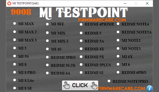 Mi Test Point - Best Xiaomi Test Tool