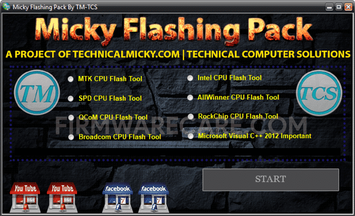 Micky Flashing Pack