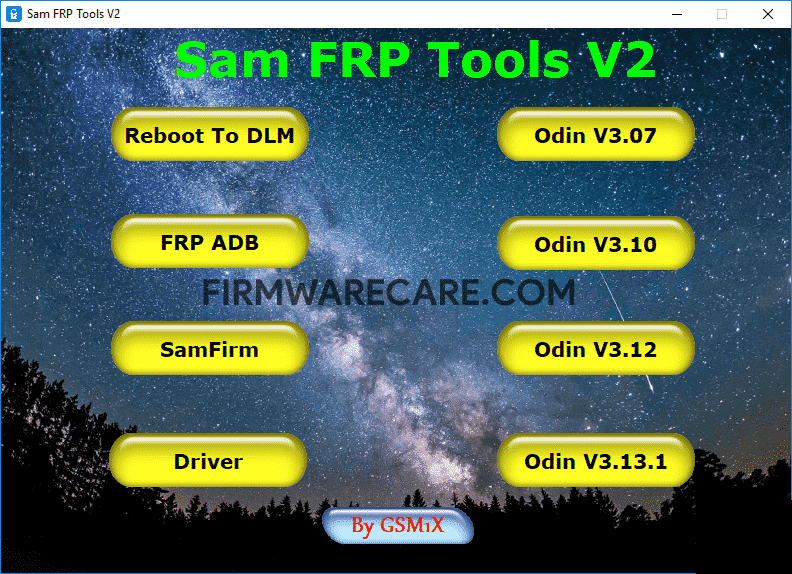 Sam FRP Tools V2